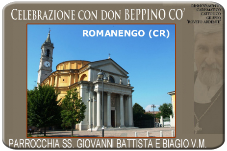 don beppino cò Romanengo cr